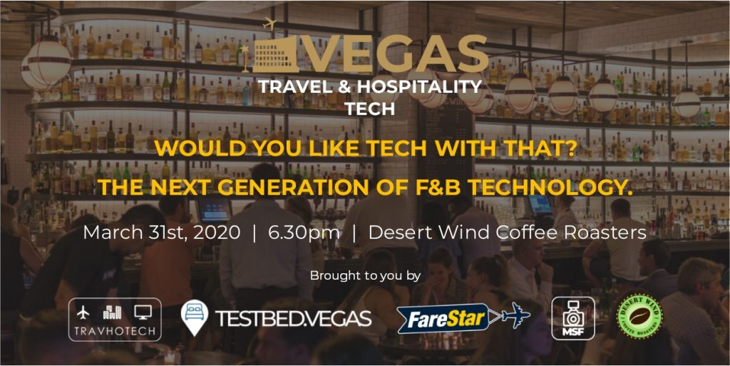 Vegas Travel & Hospitality Tech